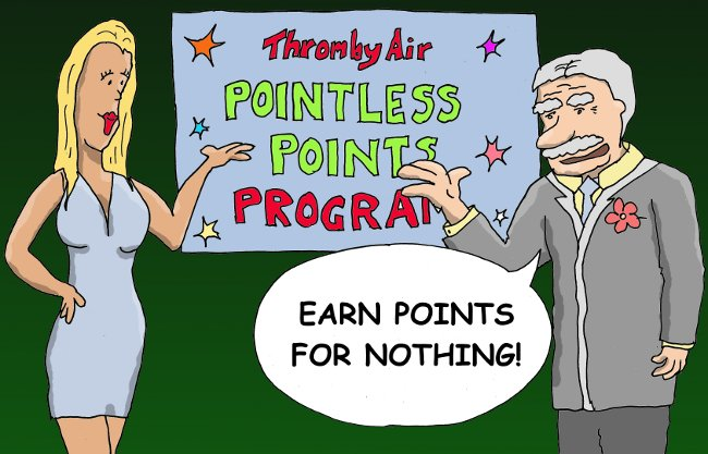 Thromby Air: Frequent Flyer Program