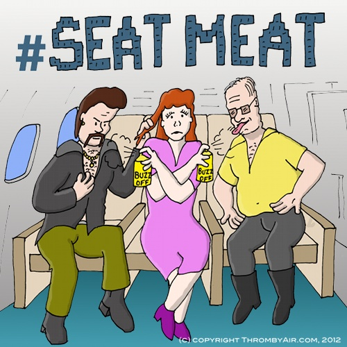 Seat Meat