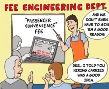 Passenger Convenience Fee