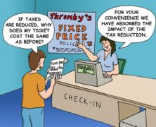 Tax Rebate? Yeah Right!