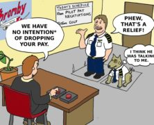 Pilot Pay Negotiations