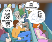 Seat Pitch Trigonometry