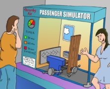 Passenger Simulator